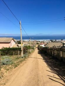 Pichilemu village, Chili