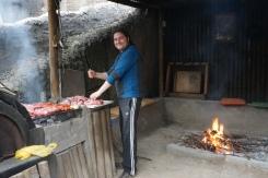 Jorge Fiestas Patrias - Cajón del Maipo, Chili