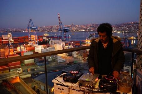 Mix avec vue - Valparaíso, Chili