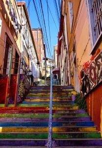 Valparaíso, Chili