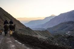 Quelque part dans les Andes