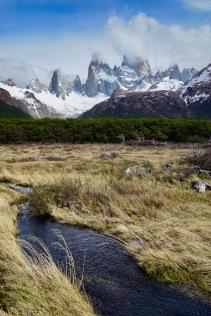 Plaine Fitz Roy - El Chaltén, Argentine