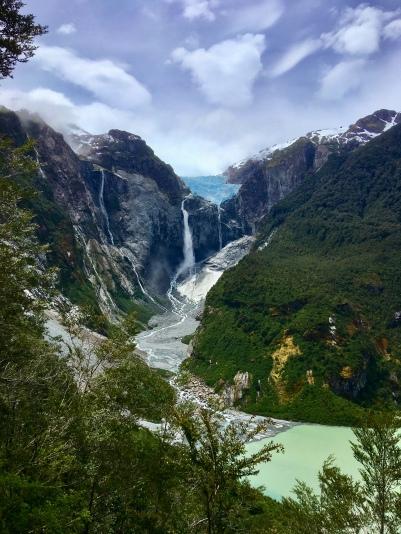 Ventisquero Colgante - Parc Queulat, Chili