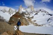 Mont Fitz Roy - El Chaltén, Argentine