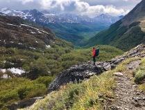 Ushuaia - Paso de la Oveja