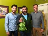 Pablo, Rick et moi
