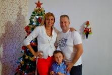 Mariela, Gustavo et Thiago - Buenos Aires