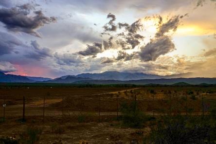 Quelque part sur la route 40 - Argentine