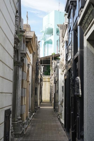 Cimetière de Recoleta - Buenos Aires