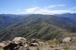 Massif de l'Aconcagua - Mendoza, Argentine