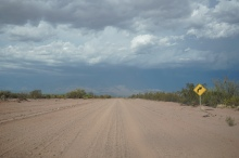 Pas loin de la route 40 - Argentine