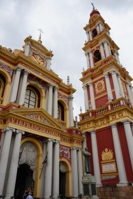 Église San Francisco - Salta, Argentine