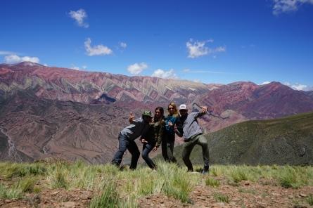 El Hornocal, Argentine (4716 m)