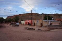 Village perdu dans les Andes