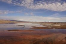 Paso de Jama - Frontière Argentine Chili